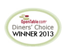 OPENTABLE-diner's choice